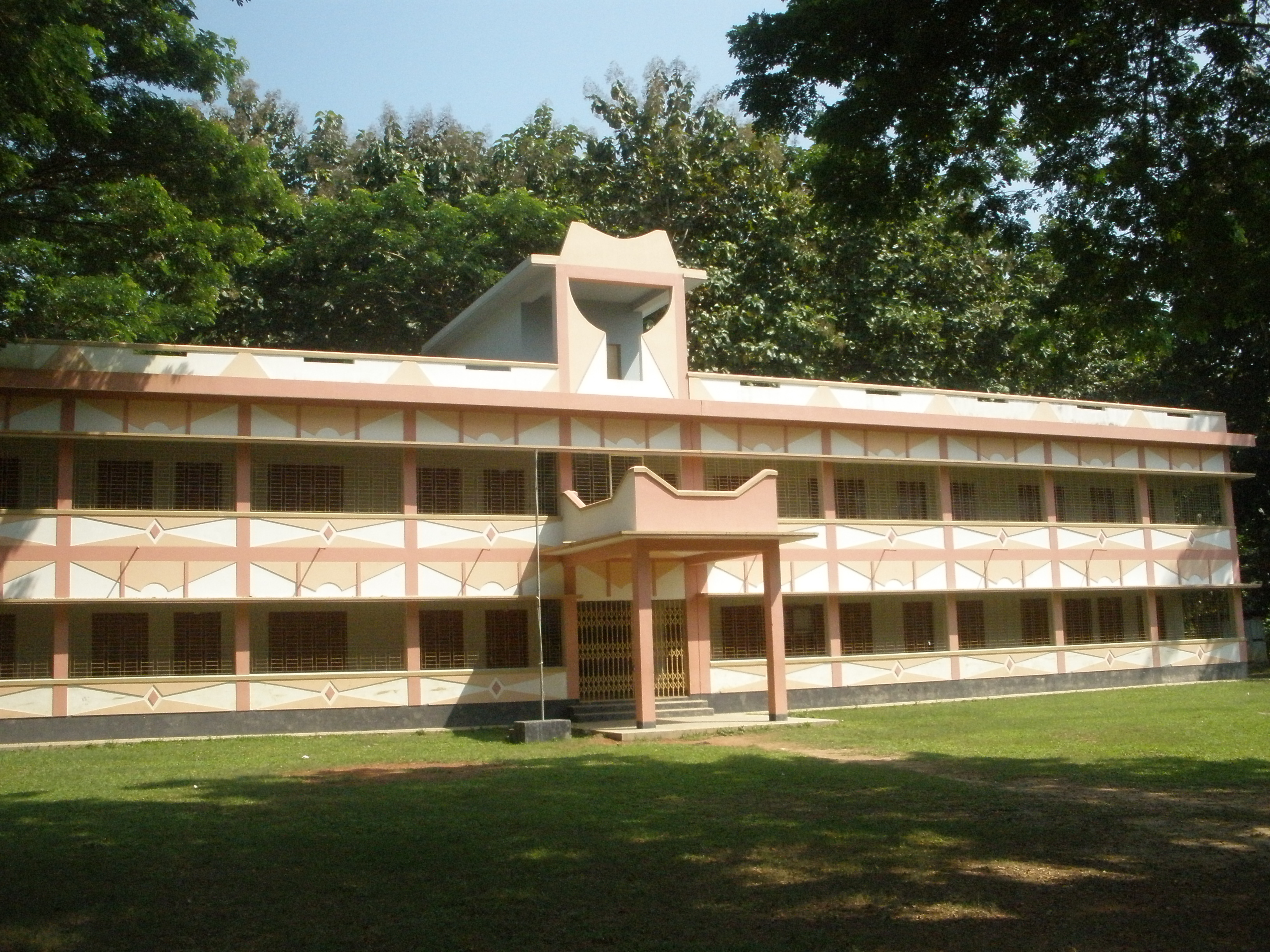 St. Francis Xavier's School, Bolipara