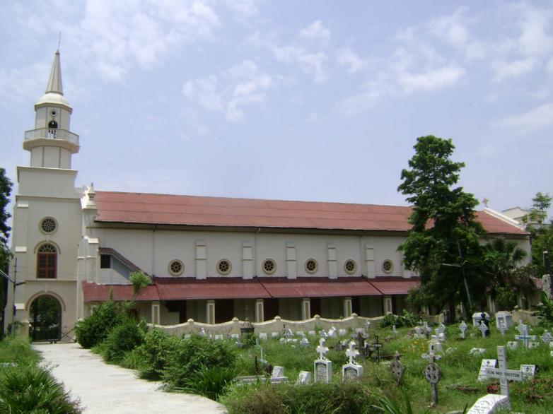 chittagong-church